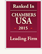 Panitch Schwarze Attorneys Recognized as Leaders in Their Field in Chambers USA 2015